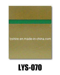 ABS Engraving Double Plastic Color Board (LYS-070)