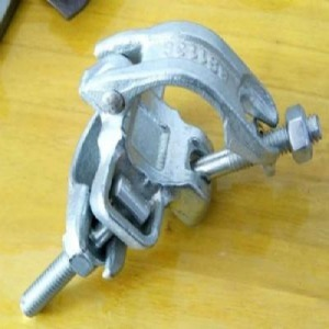 Drop Forged Double/Fixed Coupler/Clamp British Style for Sale pictures & photos