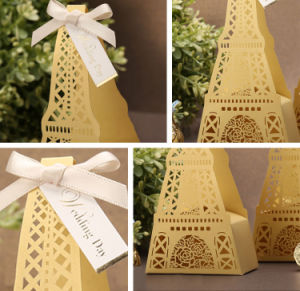 High Quality Different Colour Gift Boxes for Wedding (YY-F0001) pictures & photos