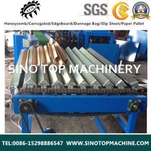 High Performance Euro Model Paper Angle Edge Board Machine pictures & photos
