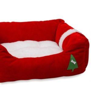 Home Goods Christmas Dog Bed