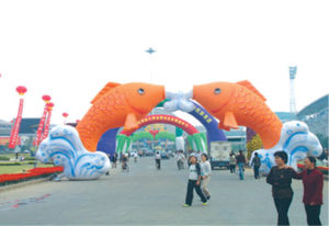 Inflatable Arches (IN-232)