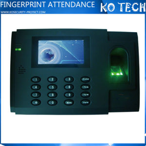 Fingerprint Time Recorder Ko-A5 Latest Time and Attendance