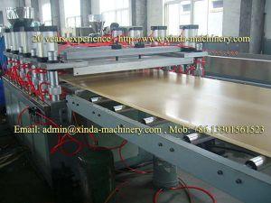 WPC Foam Board Production Line WPC