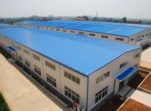 Cheap Steel Construction Warehouse pictures & photos