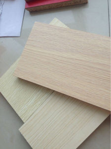 Textured Melamine Laminated MDF, Melamine Faced MDF pictures & photos