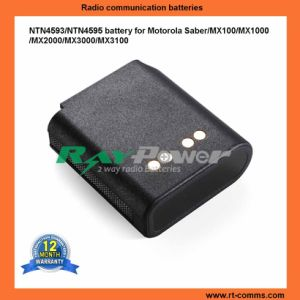 Two Way Radio Battery Pack NTN4593 NTN4595 for Motorola Saber/Astro Digital/Mx100/Mx1000/Mx2000/Mx3000/Mx3100 pictures & photos