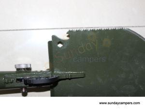 Life-Saving Tool (WJA11) Chinese Shovel pictures & photos