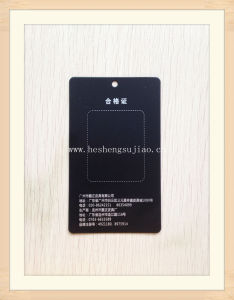 Hangtag. PVC Material. Clothing Accessories pictures & photos