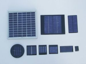 Gi Power 3W Mini Solar Panel pictures & photos