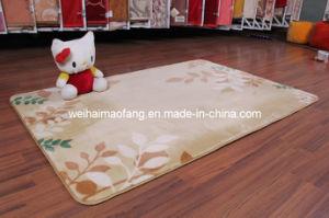 Printing Muslim Prayer Floor Carpet (MQ-CP008) pictures & photos