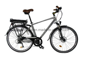 Hot Sale Electric Bicycle with 350W Motor pictures & photos