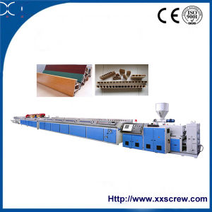 High Performance PVC PE PP WPC Foam Board Extrusion Line pictures & photos