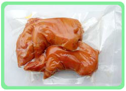 Hight Qty Meat Products Vacuum Packing Bag
