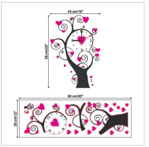 Home Decoration DIY Clock Design pictures & photos