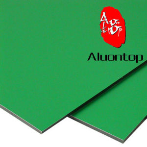 PVDF Coated Aluminum Composite Panel for Exterior Decoration pictures & photos