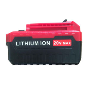 Replacement Li-ion Power Tool Battery for Porter Cable PCC685L pictures & photos