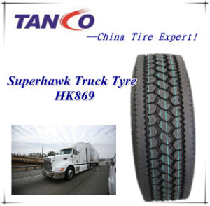 Truck & Trailer Tire 295/75r22.5 14/16pr pictures & photos