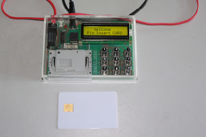 Card PC Control Box / Vending IC Smart Card / Prepay Card Time Controller pictures & photos