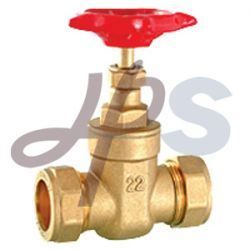 Brass Compression Gate Valves (HG16) pictures & photos