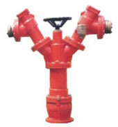 Ggs300X Type Ductile Iron and Cast Iron Irrigation Hydrant