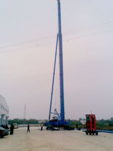 Long Screw Pile Driver (KLB32-800)