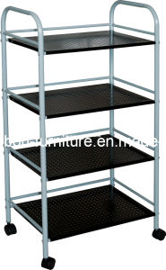 Metal Office Furniture/Metal Shelf Standards/4layers Racks pictures & photos