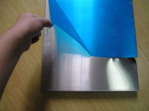 Aluminium Sheet PVC Coating pictures & photos
