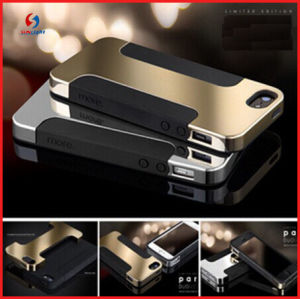 PC Soft Silicon Phone Case for iPhone5/5s pictures & photos
