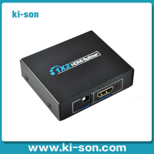 1080P HDMI Splitter with 2 Ports (KISON-HS0201)
