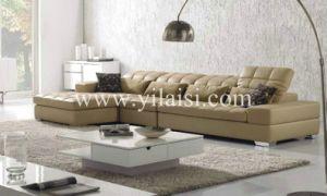 Corner Leather Sofa (C212)