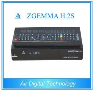 Zgemma H. 2s 2X DVB-S/S2 Enigma2 Linux HD Combo Digital Receiver pictures & photos