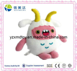 Monchi Monster Lamb Plush Toy (XMD-F027) pictures & photos