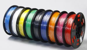 Eco-Friednly PLA Filament for 3D Printing pictures & photos
