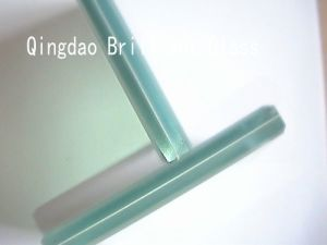 6.38mm Laminated Safety Glass with Asnzs Certificate