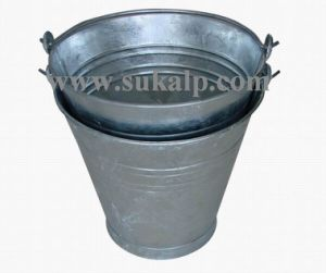 Hot Dipped Galvanized Bucket pictures & photos