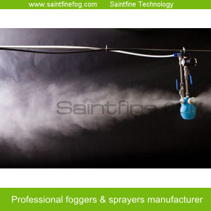Low Air Pressure Industrial Humidifiers for Textile Mills
