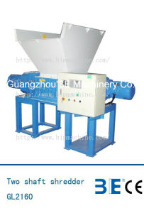 Plastic Crusher/Metal Shredder/Tire Shredder of Recycling Machine/ Gl2160 pictures & photos
