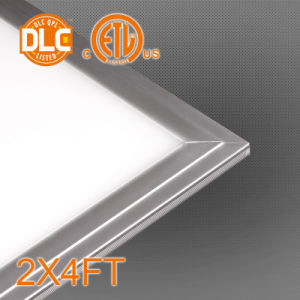 2X4FT 0-10V Dimmable LED Panel Light with Dlc4.0/ETL pictures & photos