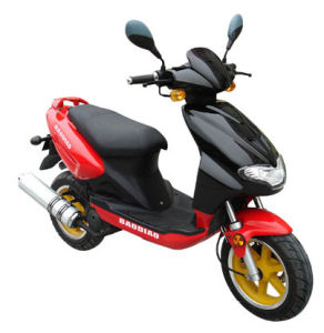 50cc/125cc/150cc DOT/EPA Gas Scooter (BD50QT-4-III)