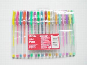 Gel Pen (PVC100-18)