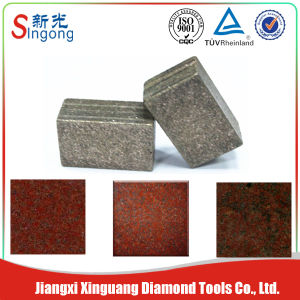 Granite Cutting Diamond Segment for 2200mm Diamond Blade pictures & photos