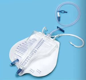 Urinary Drainge Bag Container with CE and ISO pictures & photos