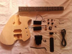 Unfinished Electric Guitar DIY Kit / DIY Guitar (A125) pictures & photos