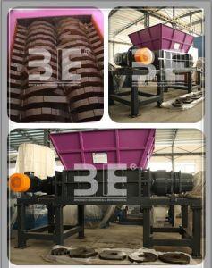 Double Shaft Shredder/ Waste Tire Shredder/ Rubber Shredder pictures & photos