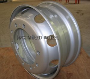 Tubeless Steel Wheel Rim (8.25X22.5) pictures & photos