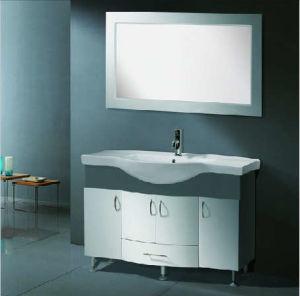 PVC Bathroom Cabinet (MY-7209)