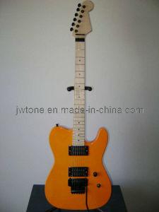 Hh Pickups Orange Color Tele Electric Guitar pictures & photos