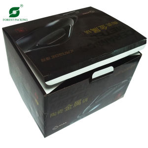 Custom Design Double Wall Corrugated Paper Carton Box pictures & photos