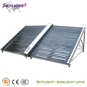 Solar Evacuated Tubes Collector for Project CE, ISO9001-2008 Approved (SLAGC)